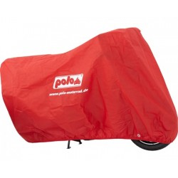Indoor dust cover red