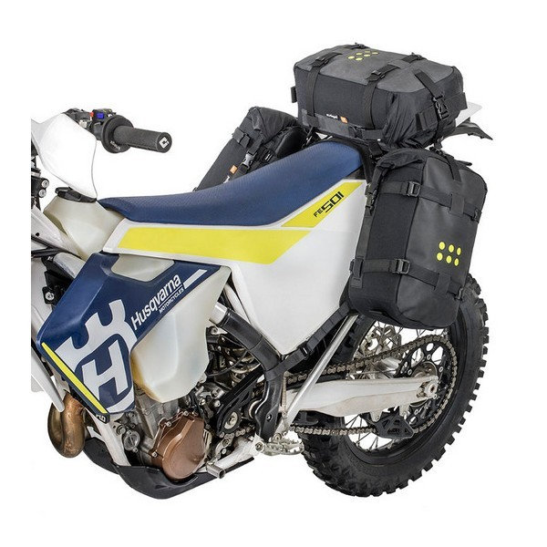 Equipaje para tu moto de enduro